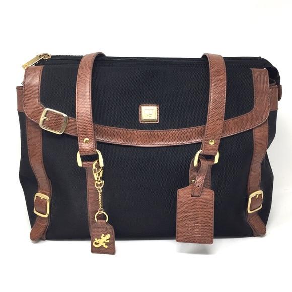 Diane Von Furstenberg Bags   Vintage Dvf Travel Bag   Poshmark 0044401efe